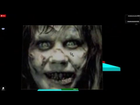 Scary Maze Exorcist Game - Scary Pop Up Games - YouTube