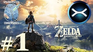 The Legend of Zelda: Breath of the Wild │ Thoughts and Impressions, Part 1 of 3