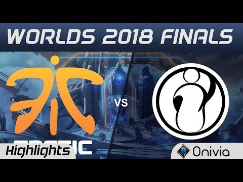 FNC vs IG Game 3 Highlights Worlds 2018 Finals Fnatic vs Invictus Gaming by Onivia