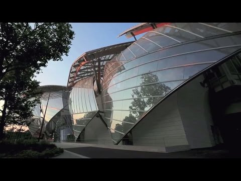 Louis Vuitton Foundation, construction of a masterpiece