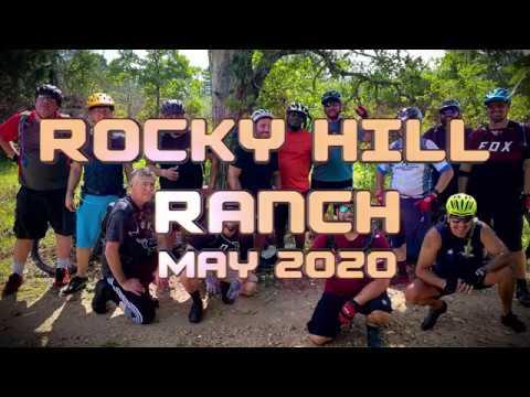 Mountain Biking At Rocky Hill Ranch