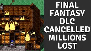 Big Trouble For Square Enix! DLC Cancelled Millions Lost & Director Quits