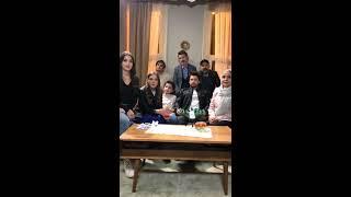 elimi birakma ekibi canli yayinda Azra\u0026Cenk,ailece canli yayinda; Alina boz , Alp Navruz
