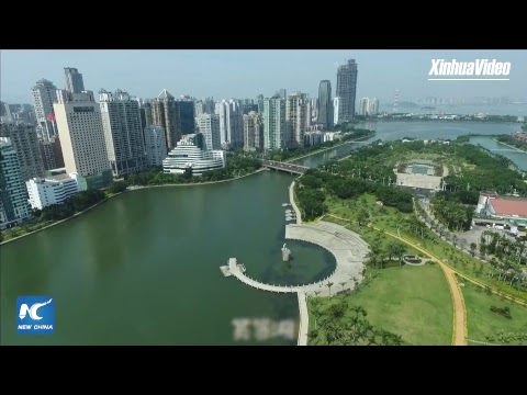 LIVE: Cruise tour of Xiamen, host city for BRICS summit in September