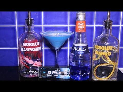 G-Fuel Cocktails #2 - Blue Ice Martini