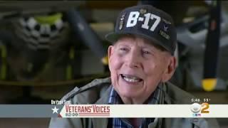 On Your Side: Veterans' Voices - B-17 Tail Gunner Octavio Huerta