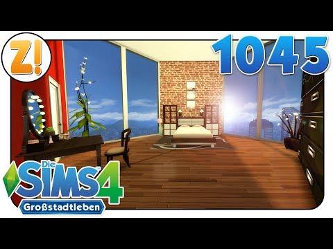 Sims 4 [Großstadtleben]: Erneuerung für Leah's Schlafzimmer #1045 | Let's Play [DEUTSCH]
