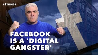 Facebook Is a