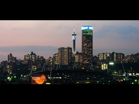Johannesburg - City in South Africa