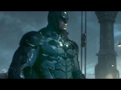 Batman: Arkham Knight - New Iron Man-style Bat Suit Scene