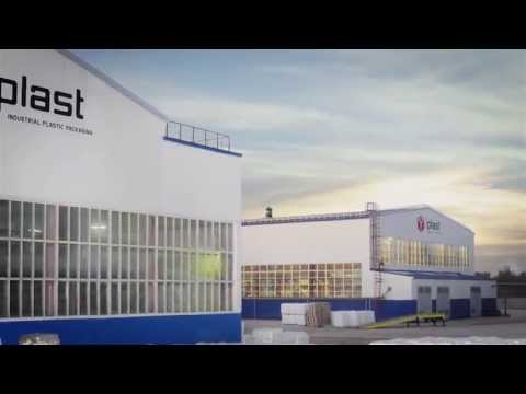 "Презентация завода ""iPlast"" и его продукции"