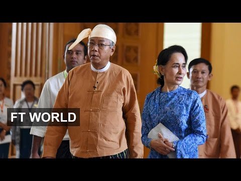 Historic new Myanmar government sworn in I FT World