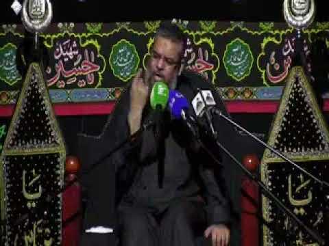 11 Majlis 10 Muharram Sham E Gareeban 1439 2017 Maulana Aqeel Ul Garavi