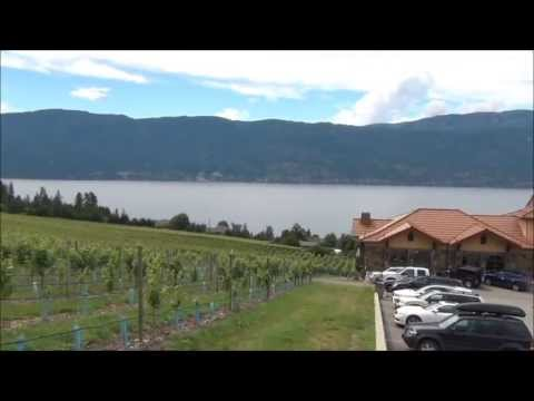 Gray Monk Estate Winery - Lake Country, British Columbia
