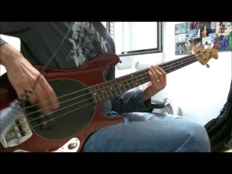 Red Hot Chili Peppers - The Power of Equality - Bass