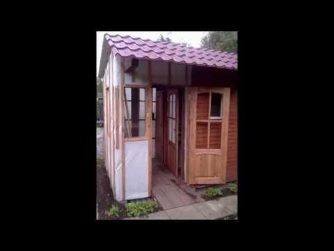 видео: Дачный ответ. Душ и туалет. (Метелев Сергей)