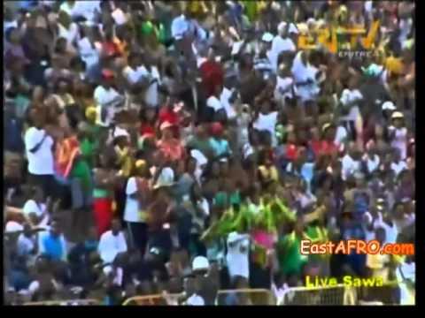 Eritrea: Helen Meles new song *Dibab* @ sawa festival 2012