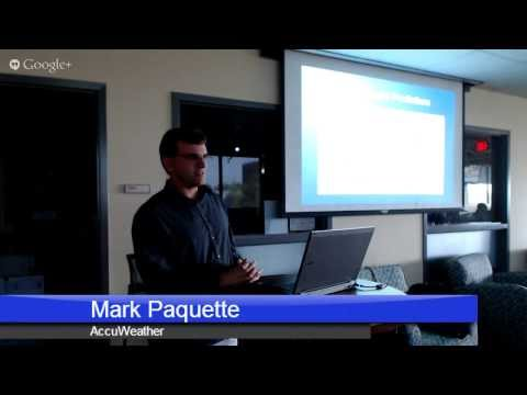 Ken Reeves Memorial Weather Discussion: Mark Paquette (AccuWeather)