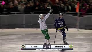 Elitserien IK Tellus   Hammarby IF
