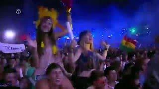 Steve Angello playing Empire at Tomorrowland Brasil 2016
