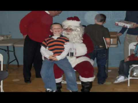 BC Football Christmas Party for Underprivileged Kids