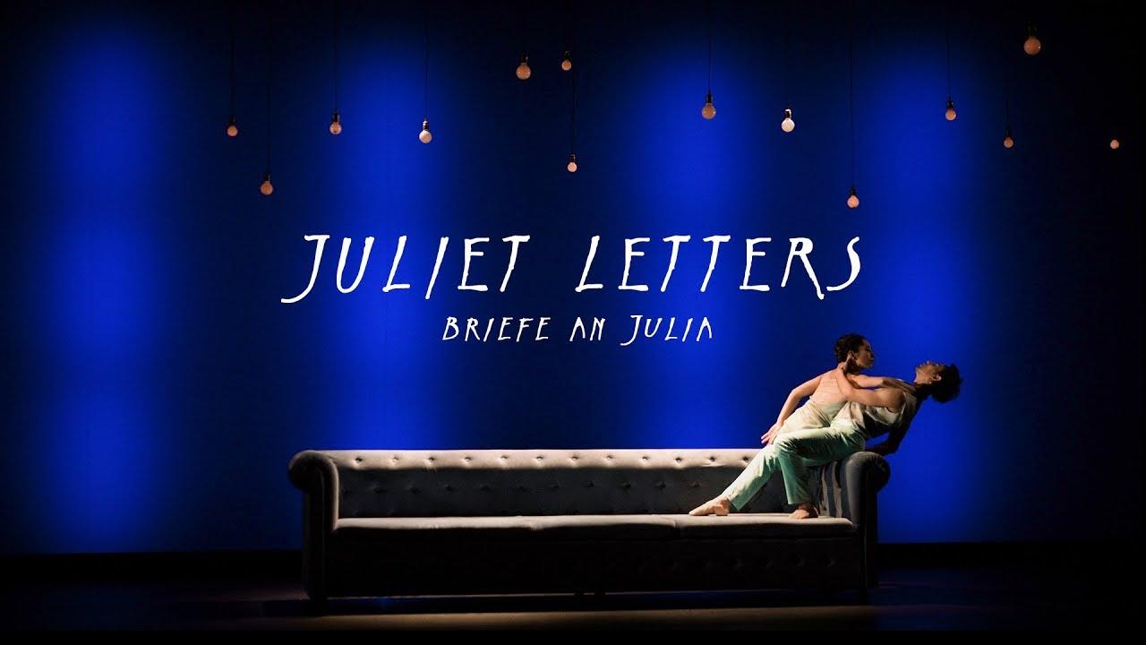 JULIET LETTERS - Staatstheater Cottbus (Trailer)