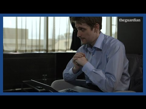 "NSA whistleblower Edward Snowden says UK surveillance law ""defies belief"" 