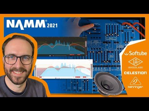 NAMM 2021 : Universal Audio tease un nouveau produit et Behringer fait des 2600 en édition limitée !