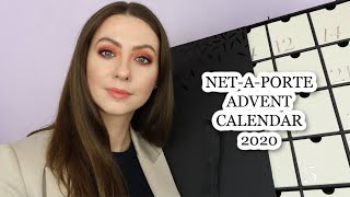 АДВЕНТ КАЛЕНДАРЬ Net a Porter Beauty Advent Calendar 2020