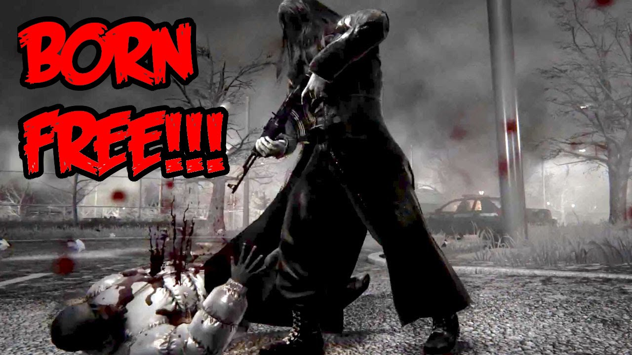 WORLDS MOST VIOLENT GAME - HATRED!! (Warning! lots of violence and ...