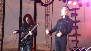 THOUSAND FOOT KRUTCH LIVE: Welcome To the Masquerade (Sonshine Festival 2010)