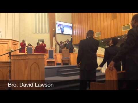 Bro. David Lawson - God Is