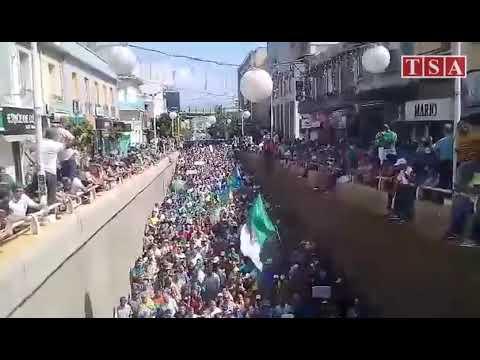 Tizi Ouzou : Imposante Manifestation :