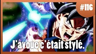 J'avoue c'était stylé - Dragon ball super #116