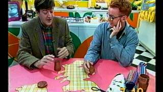 Perudo with Chris Evans and Stephen Fry