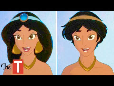 Thumbnail: 10 Disney Princesses Reimagined As Opposite Genders