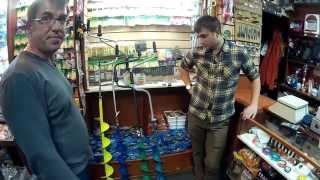 видео Какой ледобур для рыбалки лучше купить