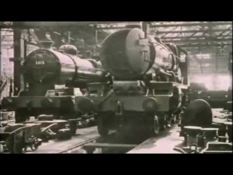 A Job For Life Swindon Works BBC 1985