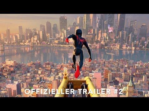 SPIDER-MAN: A NEW UNIVERSE - Trailer #2 - Ab 13.12.18 im Kino!