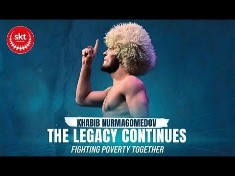 Download Khabib Nurmagomedov LIVE in Harrogate UK