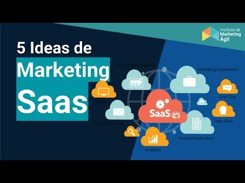 Marketing para empresas de software as a service (SaaS)