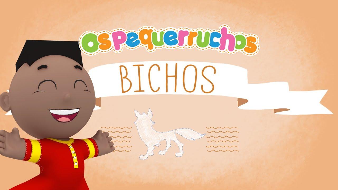 Lobo - BICHOS - Os Pequerruchos Almanaque