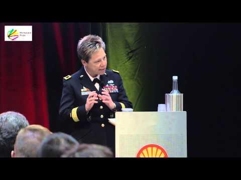 Keynote address by Brigadier General Tammy Smith