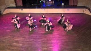 White Shadows Nürnberg Zigeuner Tanz