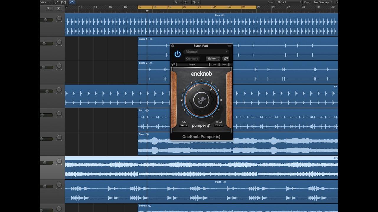 Introducing Waves OneKnob Pumper – Overview