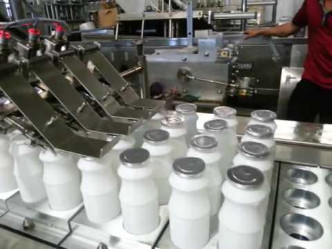 CFA 8 BOTTLE DRINKS  juice FILLING MACHINE