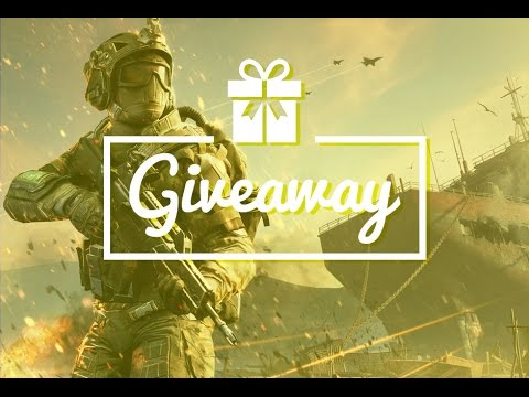 Warface -     !(ENDED)!   5 CODES GIVEAWAY! (read Description)