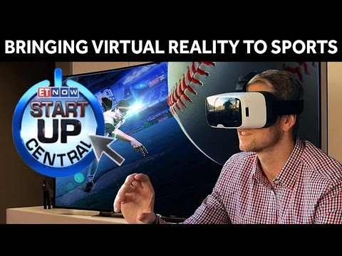 Bringing Virtual Reality to Sports | Silicon Valley Hero
