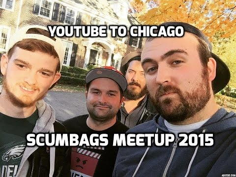 Youtube to Chicago - Meetup with the Cinema Scumbags