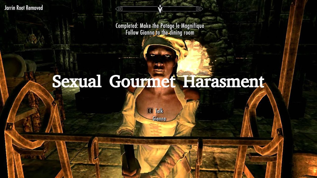 Sexual gourmet